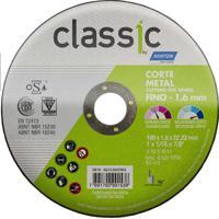 """Disco De Corte Inox Norton Classic, 7"""""""