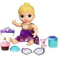 Boneca Hasbro Baby Alive Festa Surpresa Loira