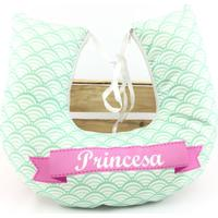 Almofada De Amamentação Bbbag Princesa Verde