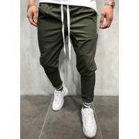 Calça Masculina Swag Berlim - Verde Militar