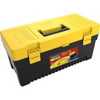 Caixa De Ferramentas- Amarela & Preta- 24,5X26,5X51,Tramontina