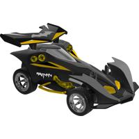 Carrinho De Controle Remoto Candide 8519-0 Batman Justiceiro Preto