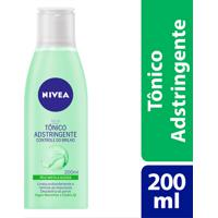 Tônico Nivea Visage Adstringente 200Ml