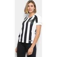 Netshoes  Camisa Santos Ii 2018 S N° - Torcedor Umbro Feminina - Feminino 8244d8021c4d9
