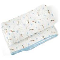 Cobertor Papi Para Menino Em Algodáo 70 X 90Cm