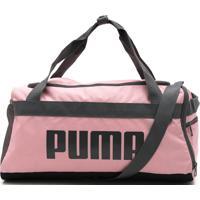 Bolsa Puma Challenger Duffel Bag S Rosa