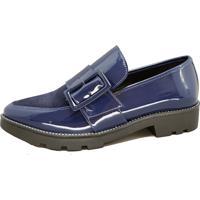 Sapato Oxford Show Rio Marinho
