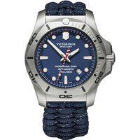 Relógio Victorinox Swiss Army Masculino Paracord Azul - 241843