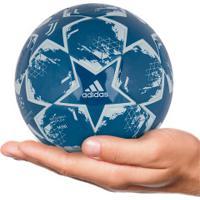 Minibola De Futebol De Campo Juventus Finale 19 Adidas - Azul