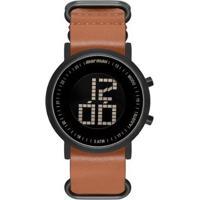 Relógio Mormaii Vibe Preto Mobjt003Ac/2M Masculino - Masculino-Preto