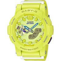 Relógio Casio Baby-G Bga-185-9Adr - Unissex-Verde