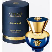 Perfume Feminino Dylan Blue Pour Femme Versace - Eau De Toilette 100Ml