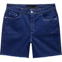 Bermuda Azul Jeans Comfort Super Stretch