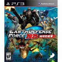 Jogo Earth Defense Force 2025 D3 Ps3