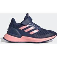 Tênis Adidas Rapidarun - Unissex-Azul