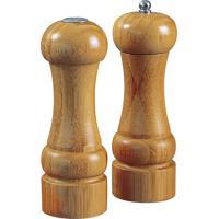 Conjunto Moedor Pimenta E Saleiro Bamboo