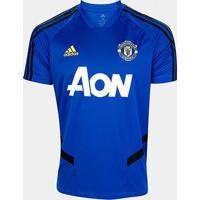 Camisa Manchester United Treino 19/20 Adidas Masculina - Masculino