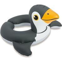 Boia Intex Com Cabeça Zôo Pinguim Infantil - Unissex