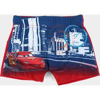 Sunga Infantil Tip Top Boxer Carros - Masculino-Vermelho