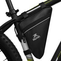 Bolsa De Quadro Frame Trg Para Bicicleta - Muvin - Bbk-700
