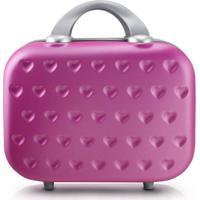Frasqueira Viagem Jacki Design Love Pink