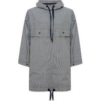 Blusa Masculina Maxi Outwear - Cinza