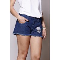 Short Jeans Skully