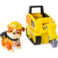 Mini Carrinho Patrulha Canina Resgate Ultimate Rubble Jackhammer