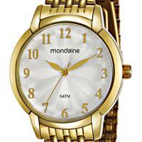 Relógio Technos Elegance Cristal Feminino - 2036Mkj/4M