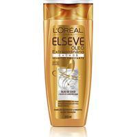 Shampoo Elseve Óleo Extraordinário Cachos 200Ml - Feminino-Incolor