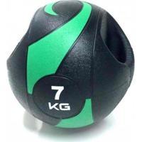 Bola Liveup De Peso Medicine Ball Ls3007A/7 Com Pegada 7Kg - Unissex