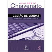 Gestão De Vendas Uma Abordagem Introdutória 3ª Edição Impresso