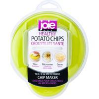 Fatiador De Batatas Chips Com Suporte Para Microondas - Joie