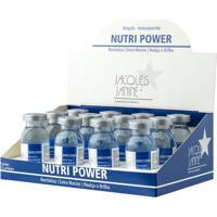Kit Ampola Nutri Power - 12 Unidades - Jacques Janinjacques Janine