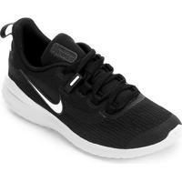 Tênis Nike Infantil Renew Rival Velcro - Masculino-Preto+Branco