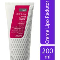 Creme Firmador Corporal Needs Beauty 200Ml