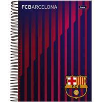 Caderno Foroni Fc Barcelona Escudo 15 Matérias