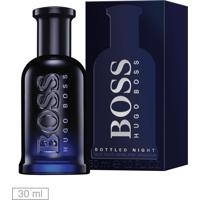 Perfume Boss Bottled Night Hugo Boss 30Ml