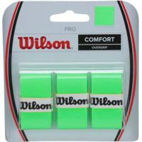 Overgrip Wilson Pro Wrz4014 - Verde