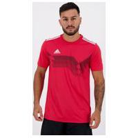 Camisa Adidas Campeon 19 Vermelha