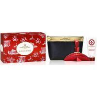 Kit Marina De Bourbon Rouge Royal Feminino Eau De Parfum 100Ml + Body Lotion + Necessaire Único
