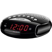 Rádio Portatil Preto Sleep Star Iii Am/Fm Alarme 5W Mondial