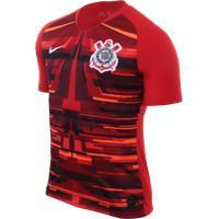 Camisa De Goleiro Nike Corinthians 2019/20 Torcedor Masculina