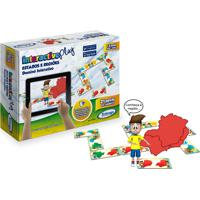 Jogo Dominó Interactive Play Estados E Regiões Xalingo