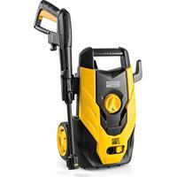 Lavadora De Alta Pressão 1200W 220V Master Amarela E Preta