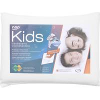 Travesseiro Nap Kids Branco