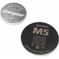 Kit De Bateria Suunto M5 Black - Unissex