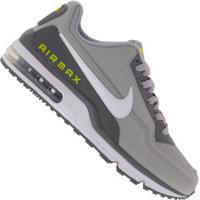 Tênis Nike Air Max Ltd 3 - Masculino - Cinza