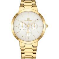Relógio Tommy Hilfiger Feminino Aço Dourado - 1782077