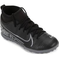 Chuteira Society Infantil Nike Mercurial Superfly 7 Club Tf - Unissex